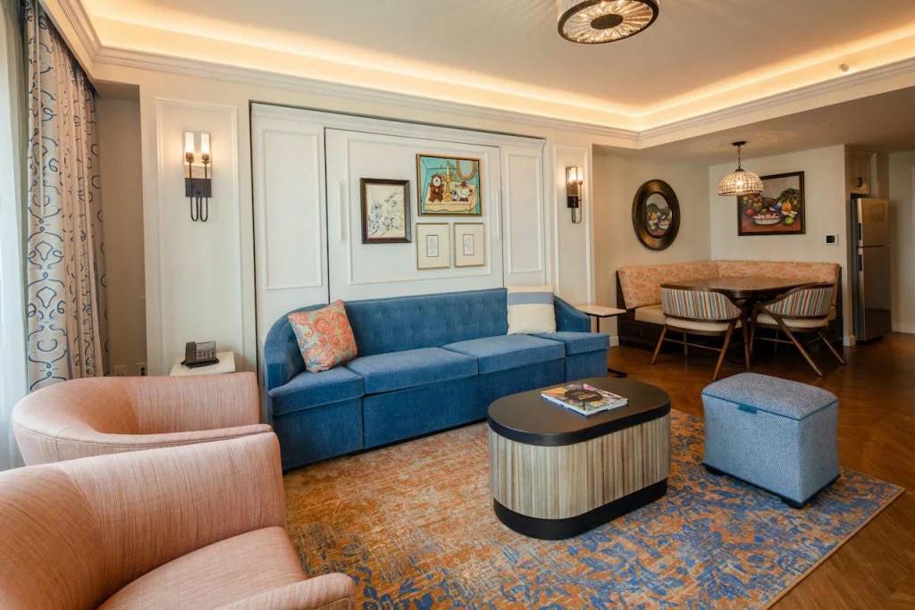 Disney's Riviera Resort One-bedroom Villa