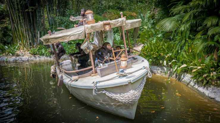 New scene from World-famous Jungle Cruise at Magic Kingdom Park and Disneyland park
