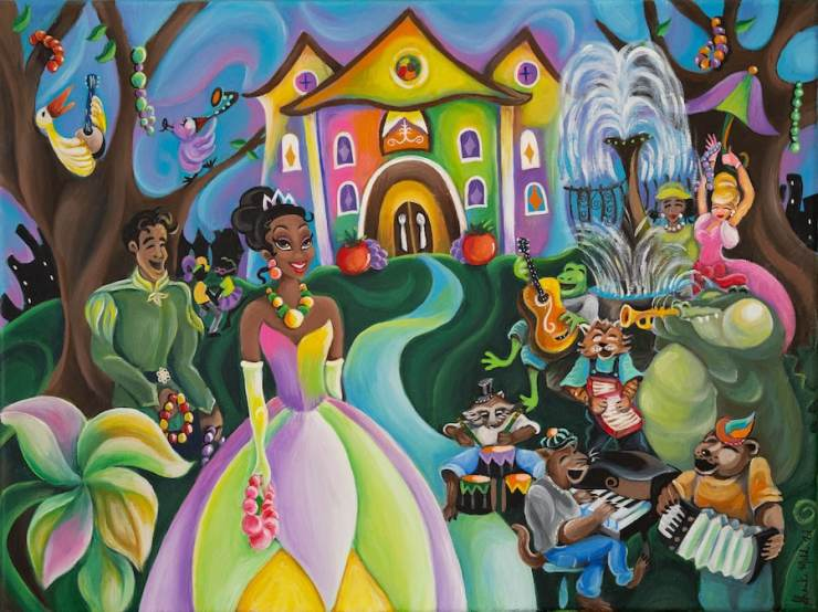 Art piece by Sharika Mahdi