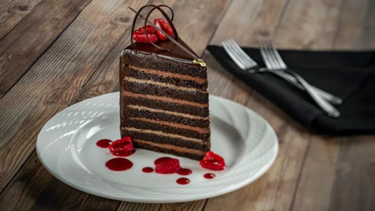 Steakhouse 71 Chocolate Cake