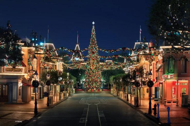 Holiday Magic Returns to the Disneyland Resort from Nov. 12, 2021, through Jan. 9, 2022
