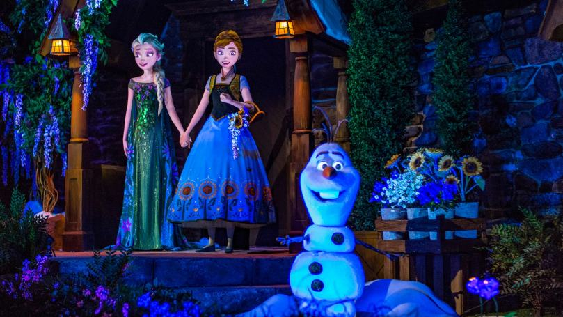 Image result for frozen ever after