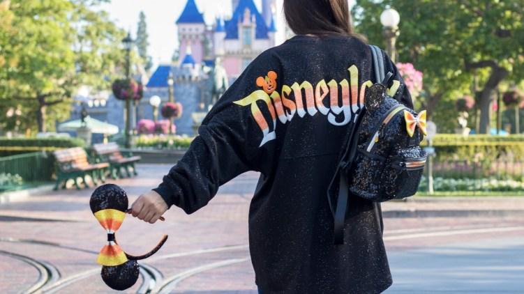 Halloween at Disneyland Jersey Shirt