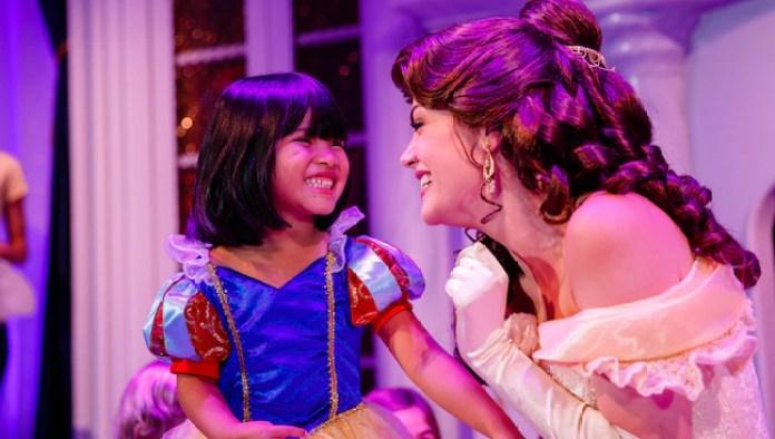 Enchanted Tales with Belle at Magic Kingdom | Walt Disney World Resort