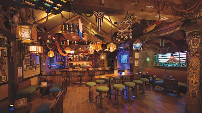 Trader Sam's Walt Disney World