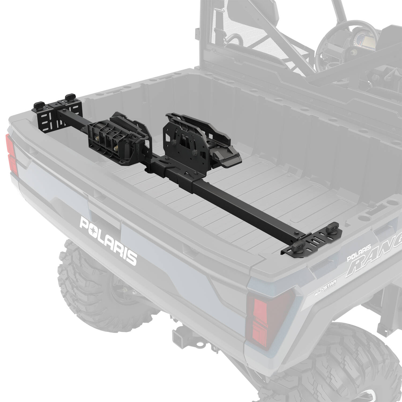 kolpin stronghold auto latch double gun boot mount