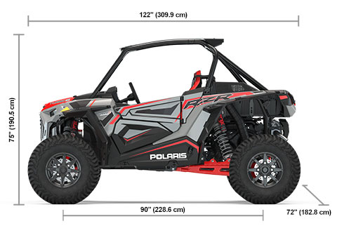 RZR XP Turbo S Specifications