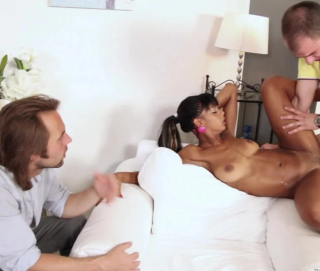 A Sexy Slut That Has Natural Tits Is Getting Fucked In A Cuckold Video Pornid Xxx