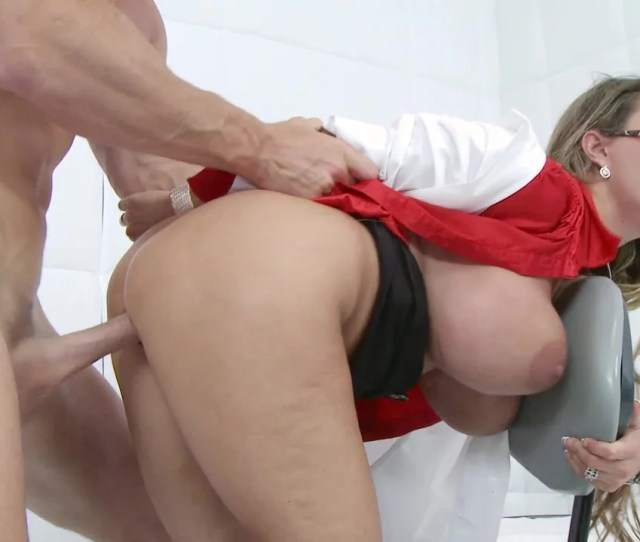 A Sexy Nurse That Has A Big Ass And Nice Tits Is Getting Fucked Pornid Xxx