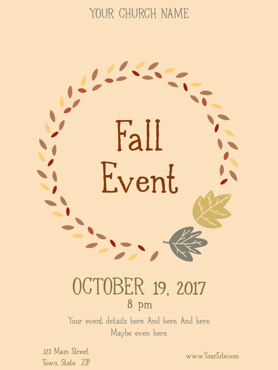 Fall Event Flyer Template from i1.wp.com