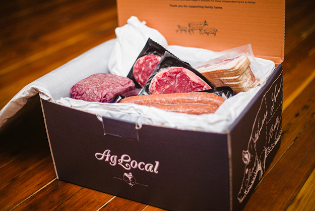 Aussie Farmers Fresh Box