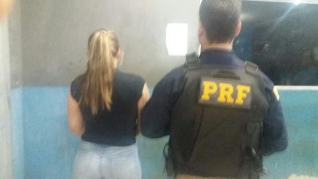 Operação prende foragida do Rio Grande do Sul no Porto Velho Shopping