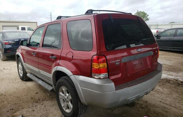 FORD ESCAPE XLT FOR SALE CALL 09060118688