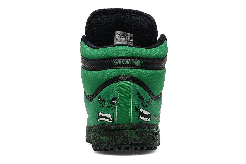 Adidas Originals Top Ten Hulk K (Vert) - Baskets chez ...