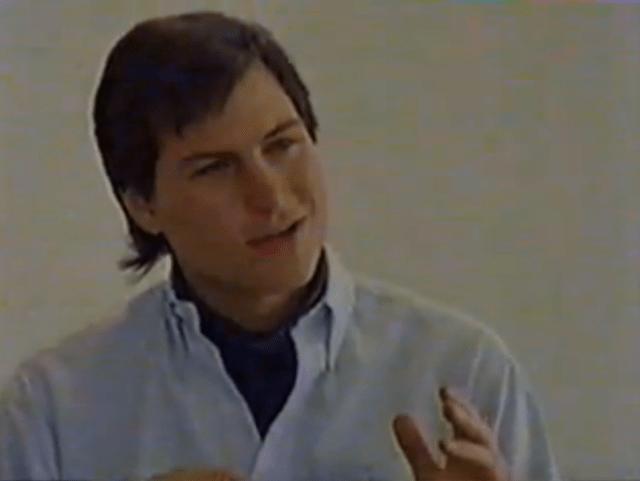 Steve Jobs at NeXT