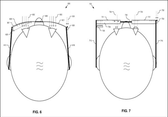 google glass gaze tracking