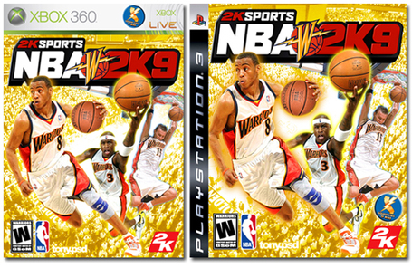 NBA 2K10 Golden State Warriors Style Golden State Of Mind