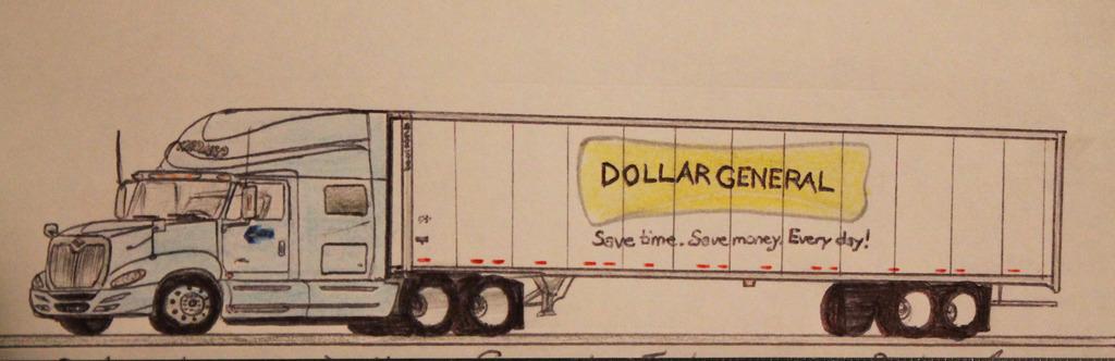 Truck Refrigerated Cartoon