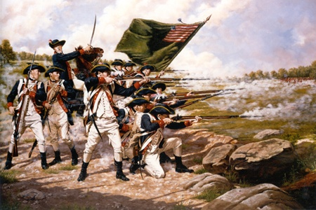 revolutionary-war-battle
