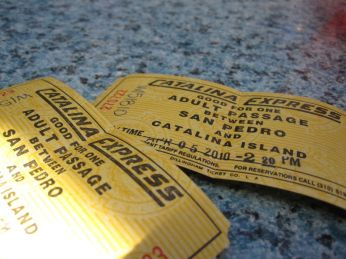Two Tickets to San Pedro