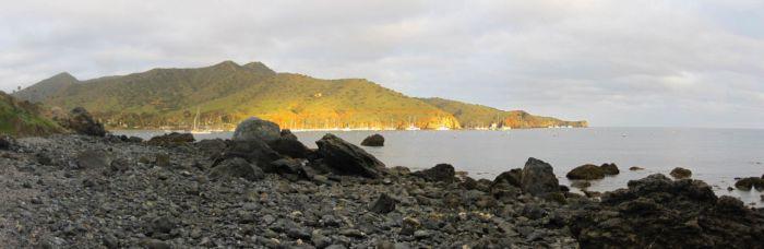 Two Harbors Panorama