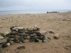 Parson's Landing camp site