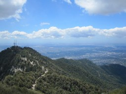 View from Mt. Wilson