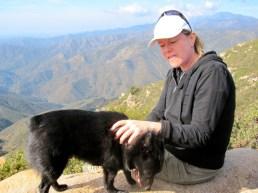 Sitton Peak is dog friendly!
