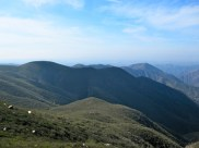 The view from Sitton Peak