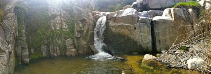 Chiquito Falls