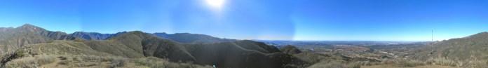 Small Peak Panorama