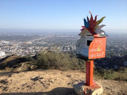 The Runyon Canyon Prayer Box