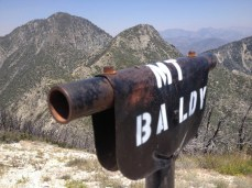 Mt Baldy viewer