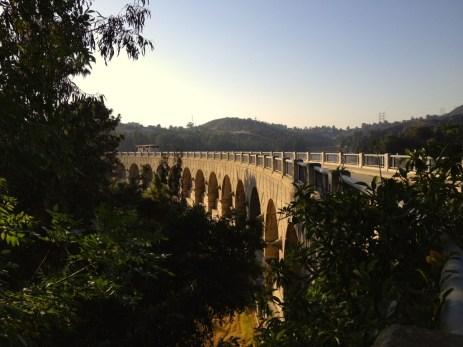 Another view of the Mulholland Dam