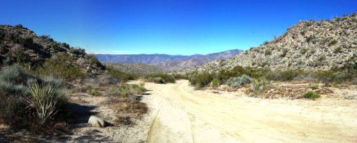 Pinyon Mountain Road