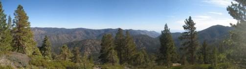 Fish Canyon panorama