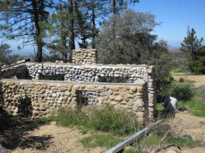 Beek's Place ruins