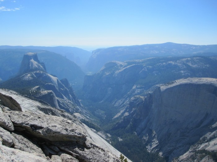 Yosemite Valley from Cloud's Rest