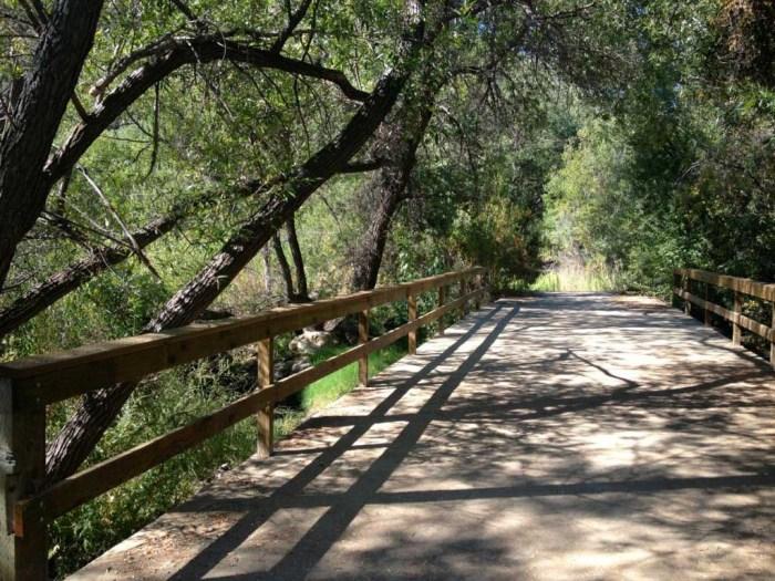 Bridge over Malibu Creek
