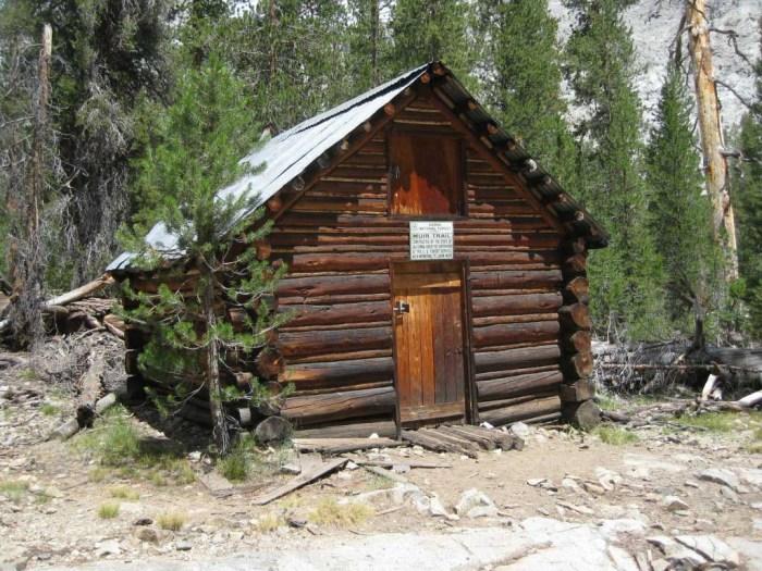 The John Muir Trail Cabin