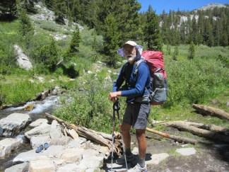 NOBO JMT Thru-hiker Al