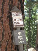 Get thee to the JMT