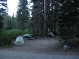 Red's Meadow Backpacker's Campground