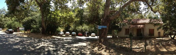 Trailhead Parking