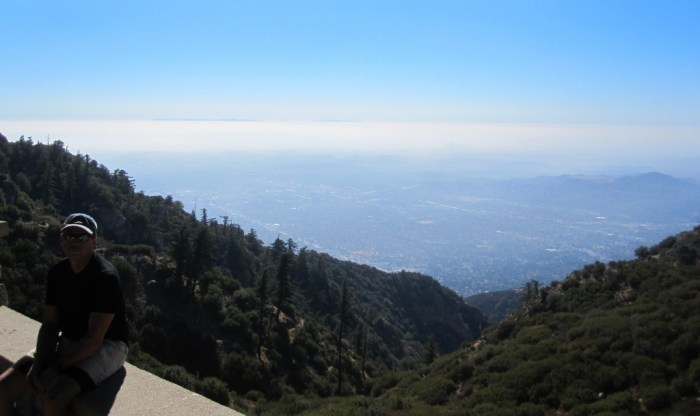 View from Inspiration Point