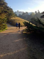 The Lands End Trail