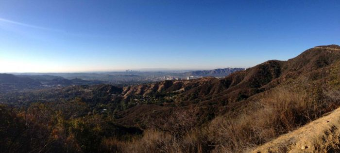 """Views like this, or """"Why the Verdugos Rock!"""""""