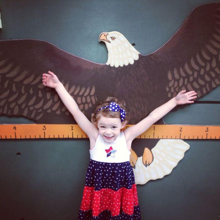 My granddaughter at the Charleston Aquarium