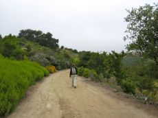 Hiking the Christianitos Trail