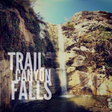 Trail Canyon Falls
